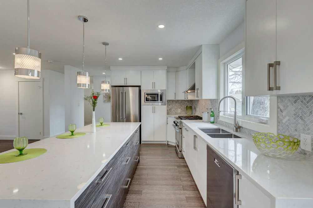 Cumberland Drive Home Renovation Calgary