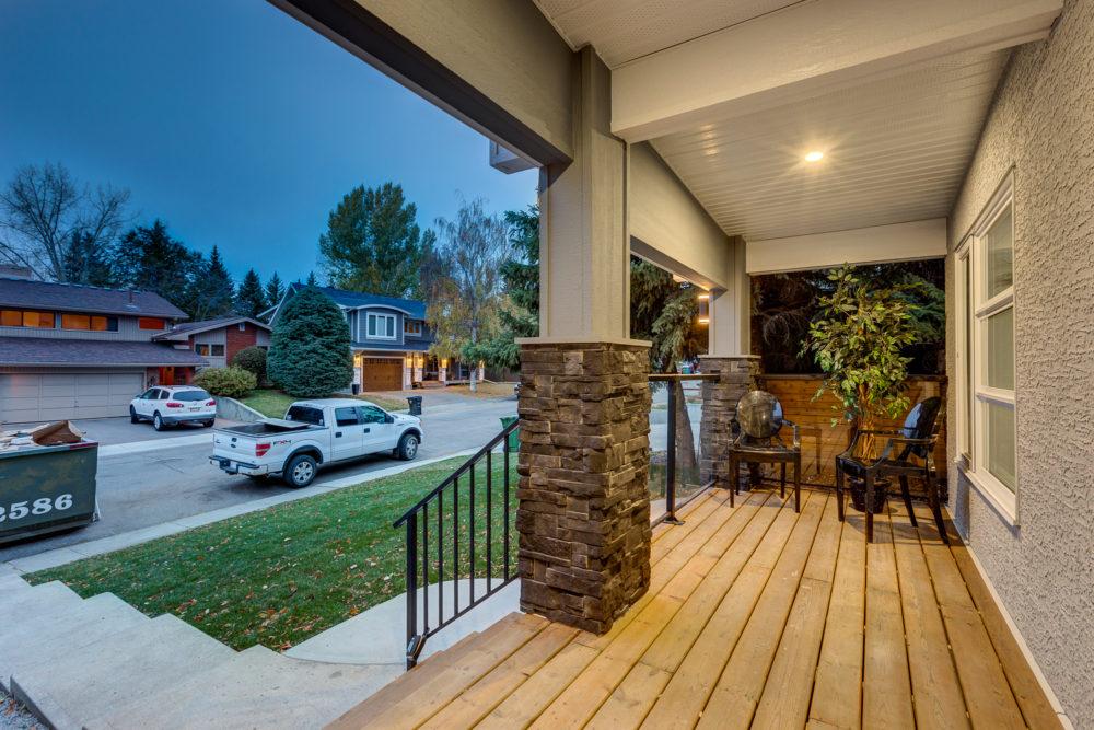Bannerman Drive Home Renovation Calgary