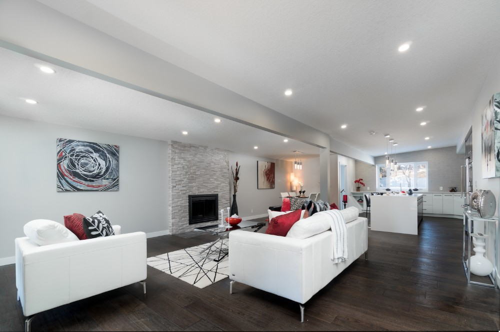 Bannerman Drive Home Renovation Calgary