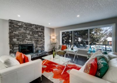 Chelsea Street NW, Calgary Home Renovation